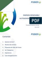 20190220 Fusion Latam Colombia - Servicios Solar