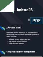 IndexDB