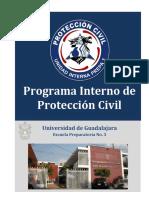 Programa Interno Proteccioncivil Prepa3 18 A