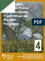 cartografia dos povos e comunidades quilomboas do são francisco