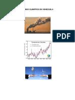 Definiciones Cambio Climatico
