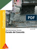 SikaColombia-Curado Del Concreto