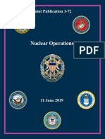Joint Publication 3-72, Nuclear Operations