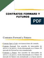 Contratos Forward y Futuros Final
