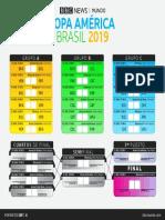 Copa America Calendar Mundo 5