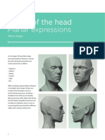 3D Total Anatomy of the Human Head - Mario Anger