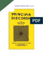 Malaclypse the Younger - Principia Discordia