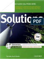 Oxford SolutionsElementary Students Book.pdf