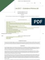 Resolución 1111 de 2017 - Estándares mínimos del SG-SST.pdf
