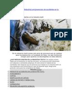 Prevencion de Accidentes Textiles