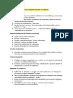 Dietoterapia y Evaluación Del Estado Nutricional