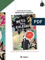 Guia Reto en El Colegio PDF
