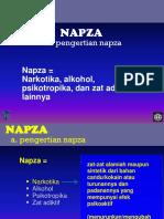 MATERI NAPZA