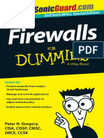 Sonicwall for Dummy