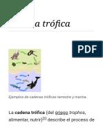 Cadena trófica - Wikipedia, la enciclopedia libre.pdf