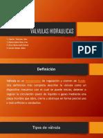 VALVULAS-HIDRAULICAS