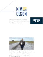 Kim Olson for Congress - TX-24 - Gotta Show You Something