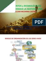 2. Bioelementos y Biomoleculas