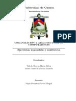 Ejercicios Monociclo y Multiciclo Torres -Toledo