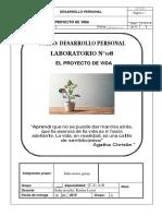 Lab 8.2 Proyecto de Vida - Individual-2019999999