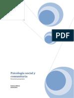 Trabaj Final Psicologia Social y Comunitria-patrica Villalona