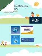 crisis asmática en pediatria