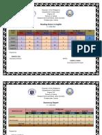 Numeracy Report