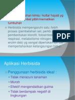 Kuliah DDPT herbisida