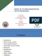 Renewable Energy _ Microgrid-dr. s.m.ali