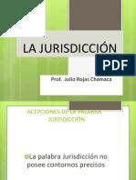 La jurisdiccioìn 2019