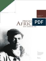 Presencia africana en Santa Fe