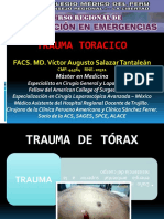 Trauma Toracico Final