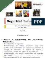 Unidad 3. Seguridad Industrial