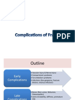 Complications of Fracture Seminar Group 5