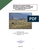 Informe Final PMA Pre Liquidacion