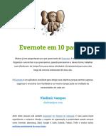 Evernote Em 10 Passos v1.2