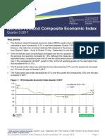 NI Composite Economic Index  Q3 2017