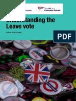 NatCen Brexplanations Report FINAL WEB2
