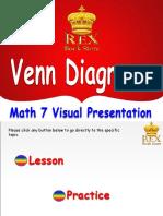 Grade 7- Q1G3 -Venn Diagrams.pps