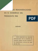 Generalidades de Remuneraciones