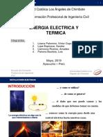 Energía Térmica Grupa a Ppt