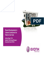 4 Evonik Cationicsurfactantshousehold2014 140821133037 Phpapp01