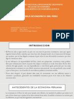 Modelo Económico Del Peru