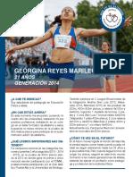 Georgina Reyes Marileo