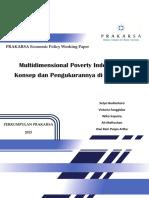 667 ID Multidimensional Poverty Index Mpi Konsep Dan Pengukurannya Di Indonesia