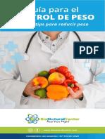 Guia Control de Peso Bionatural V1 Inte