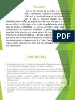 Resumen y Concluciones Expo de Niño