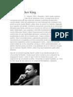 Bibliografia de Martin Luther King