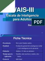(WAIS-III) Esacala de Inteligencia de Wechsler para Adultos -1.pdf