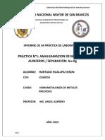 Practica n1 Amalgamacion
